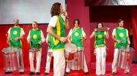 Bubny Tam-Tam Batucada Samba Praga