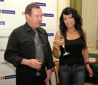 Lucie Bílá s Jefimem Fištejnem