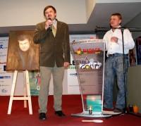 Malíř Vladimír Zubov