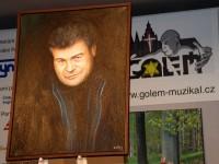 Portrét Karla Svobody od Vladimíra Zubova