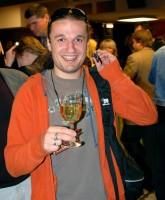 Alan Bastien degustoval vína