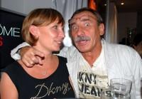 Herec Pavel Zedníček s přítelkyní Hanou Kousalovou