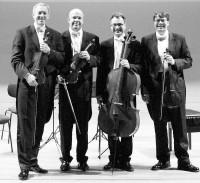 Členové Schulhoffova kvarteta