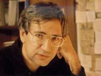 Turecký spisovatel Orhan Pamukov