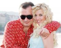 Gábi Gold s přítelem Honzou Vinterem