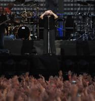 Phil Collins si české fanoušky vyfotil