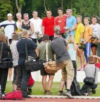 Vícebojaři se utkali v Kladně a Šebrle zvítězil