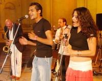 Vynikající rómská kapela Gulo čar