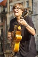 Jazzman Rudy Linka