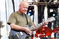 Kytarista Blue Effectu Radim Hladík
