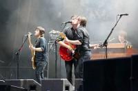 Švédská pětice rockerů Mando Diao