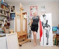 Berenika a Marilyn Monroe - podobnost čistě náhodná?