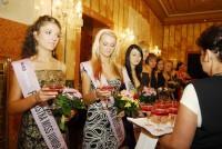 Primátor Bém se setkal s finalistkami Miss Junior 2007