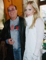 Petr Janda a herečka Barbora Petrová