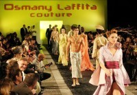 Osmany Laffita - Spring - summer 2008 collection ASIA DE CUBA