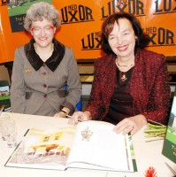 Livia Klausová pokřtila knihu o zámku Lány