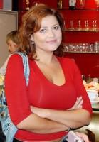 Zpěvačka Ilona Csáková
