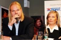 Petr Gazdík a Alena Antalová