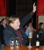 Jiří Škromach se zapojil do dražby