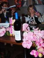 Křtilo se vínem z limitované série vyrobené na počest Waldemara Matušky