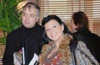Na křest knihy zavítala operní zpěvačka Andrea Kalivodová a režisér Ondřej Kepka