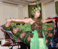 Indonéský paví tanec merak