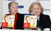 Eva Kröschlová a Blanka Bohdanová