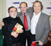 Dušan Klein, Viktor Preiss a Václav Hudeček