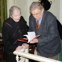 Eva Kröschlová s Otto Lackovičem