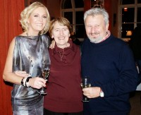Helena se sestrou Zdenou Boudovou a psychiatrem Janem Cimickým