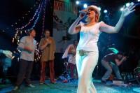 V Lucerna Music baru vystoupila také Tereza Černochová