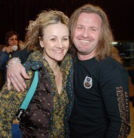 Mušketýr Pepa Vojtek s Mylady Lindou Finkovou