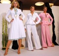 Fashion show of designer Hana Zeman