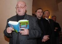 Literární historik Vladimír Křivánek