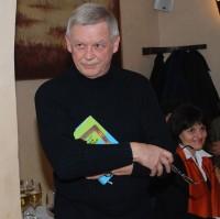 Autor Fuksových pamětí Jiří Tušl