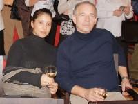 Ivan Vyskočil s přítelkyní