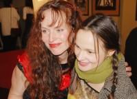 Sára Saudková a Marie Havlenová