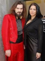 Varhan Orchestrovič Bauer s přítelkyní
