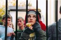 Záběr z filmu Krutost