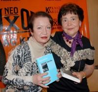 Hana Maciuchová pokřtila knihu Žoržína
