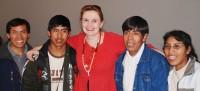Peruánští indiáni budou nosit Baťovy boty