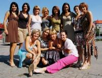 Známe všechny finalistky soutěže Pretty Woman ČR 2008
