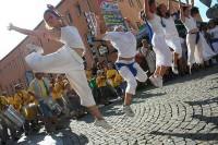 5) Tanečníci akce Tanec Ostravou (na Stodolní ulici)