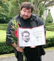 Xaverova kniha Doživotí získala cenu Egona Ervína Kische