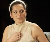 Barbora Kodetová má premiéru v divadle Na Jezerce