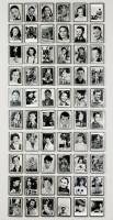 © Christian Boltanski - Les 62 membres du club Mickey en 1955, ADAGP, Paris