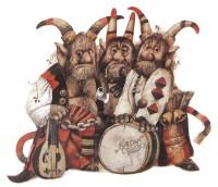 Malovaná muzika Karla Franty