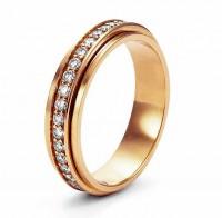 Nová kolekce svatebních prstenů Possession wedding značky PIAGET
