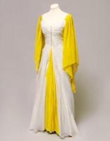 Tyhle šaty oblékala Princezna se zlatou hvězdou