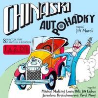 Autopohádky tour 09 aneb Chinaski na čtyřech kolech